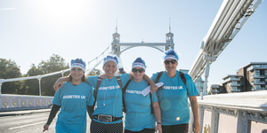 Sign Up Now For The London Bridges Challenge In Aid Of Diabetes UK
