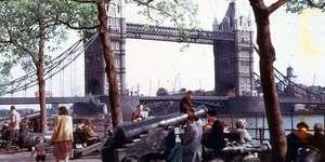 In Photos: London In Kodachrome