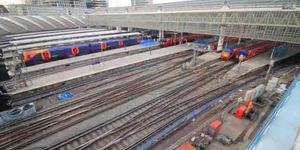 Timelapse Shows Part Of Waterloo Station Closing Down For Three Weeks