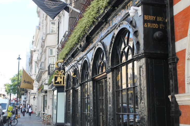 Have You Been To London's Oldest Wine Shop? There's More To This Place Than First Meets The Eye