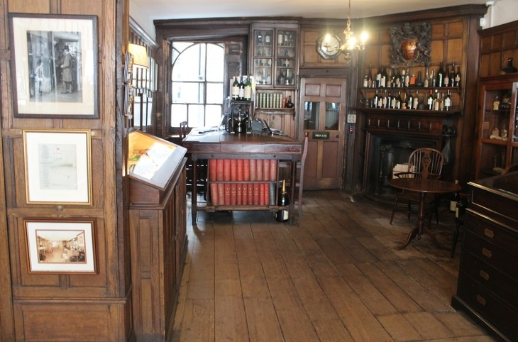 This London Shop Has Been Selling Wine Since 1698... Ever Bought A Bottle From Here?
