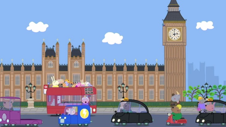 Peppa Pig's London Episode Is Full Of Errors And Geeky ...