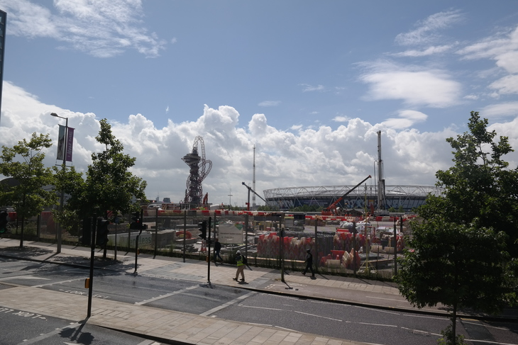 5 Years On: The Olympic Legacy In East London