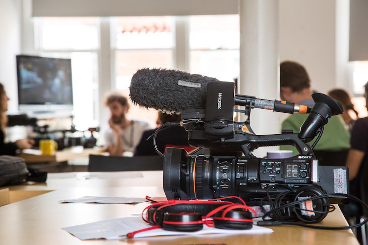 You Can Now Take Free Filmmaking Masterclasses At London City Island
