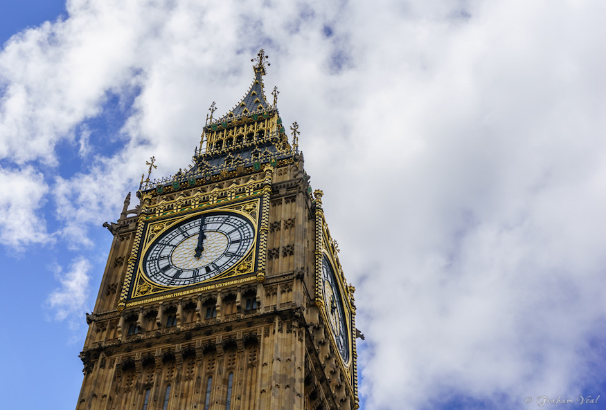 Big Ben's Bells To Stop Ringing
