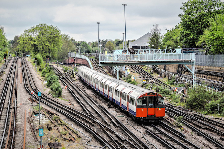 Metro Cammell: British Engineering History That Survives On The Tube