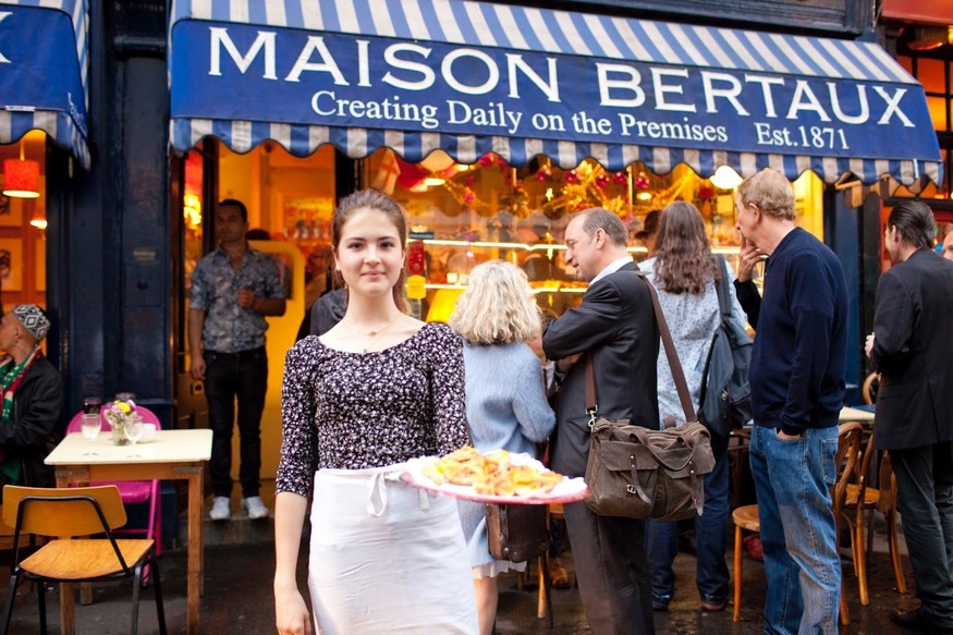 Welcome To London's Oldest Patisserie