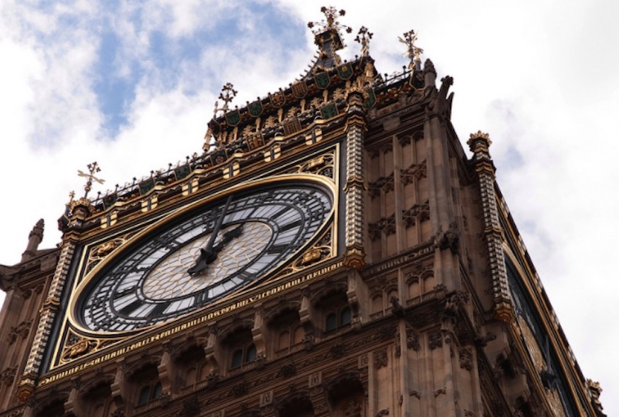 Today's Your Last Chance To Hear Big Ben's Chimes