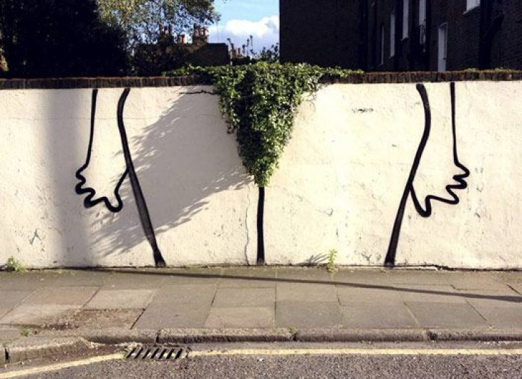 In photos: London's art working with nature