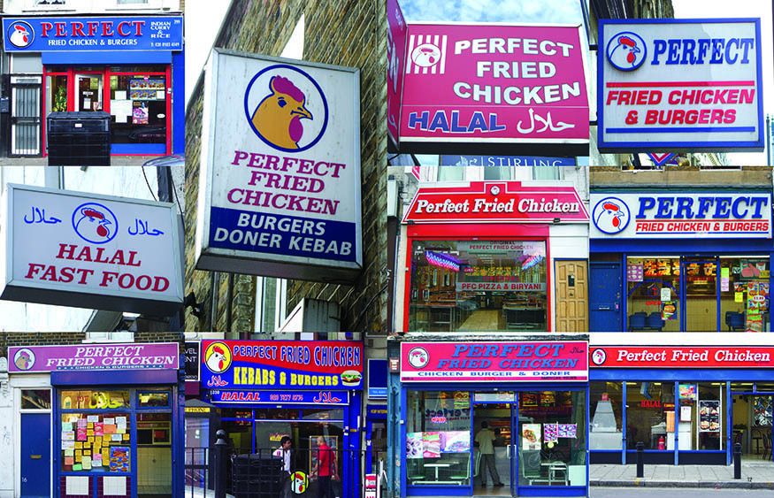 When Did Fried Chicken First Come To London?