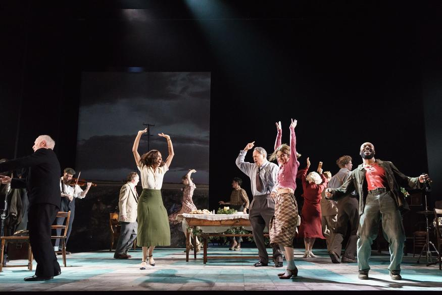 Theatre Review: Dylan Goes Theatrical