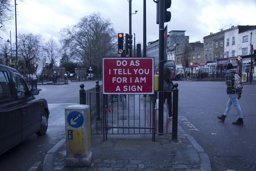 In Pictures: London Rules That May Confuse You