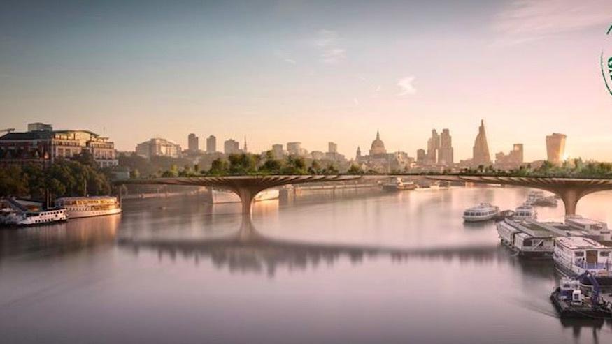 The Garden Bridge Has Officially Been Cancelled