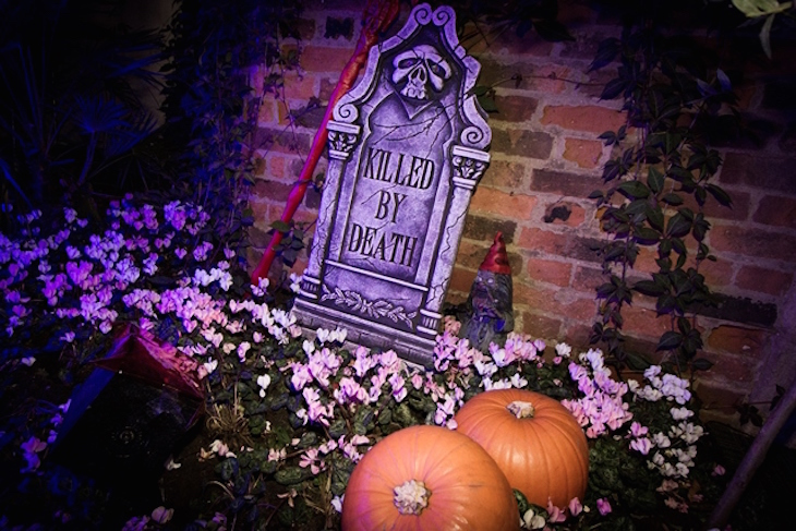 Things To Do In London For Halloween 2017
