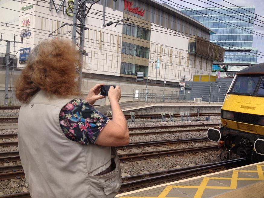 Londonist Meets London's Trainspotters
