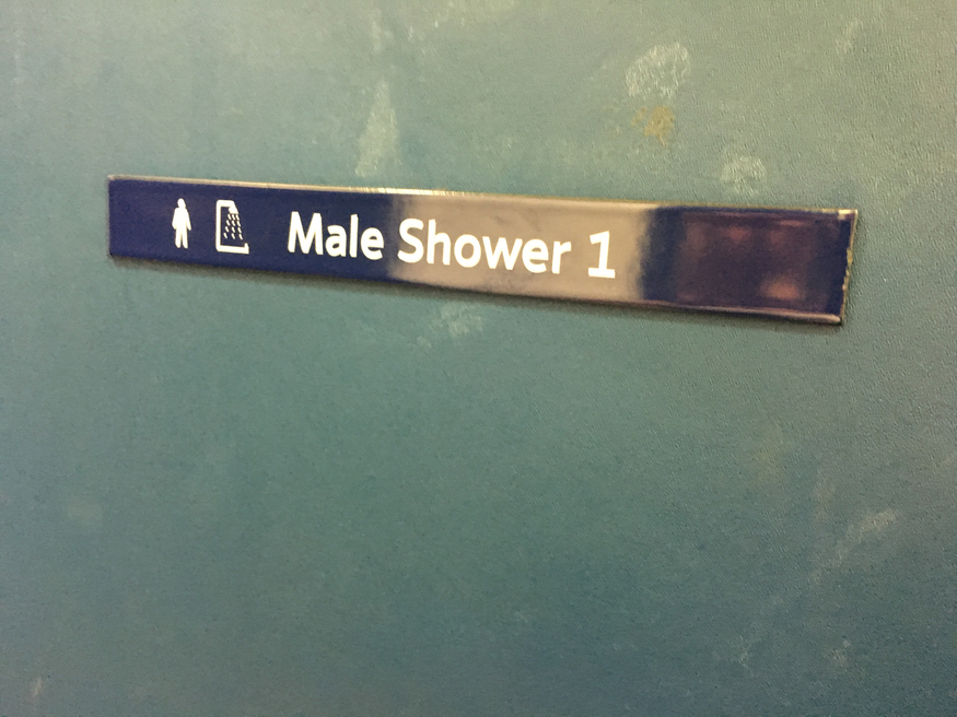Where Is London S Best Train Station Shower Londonist