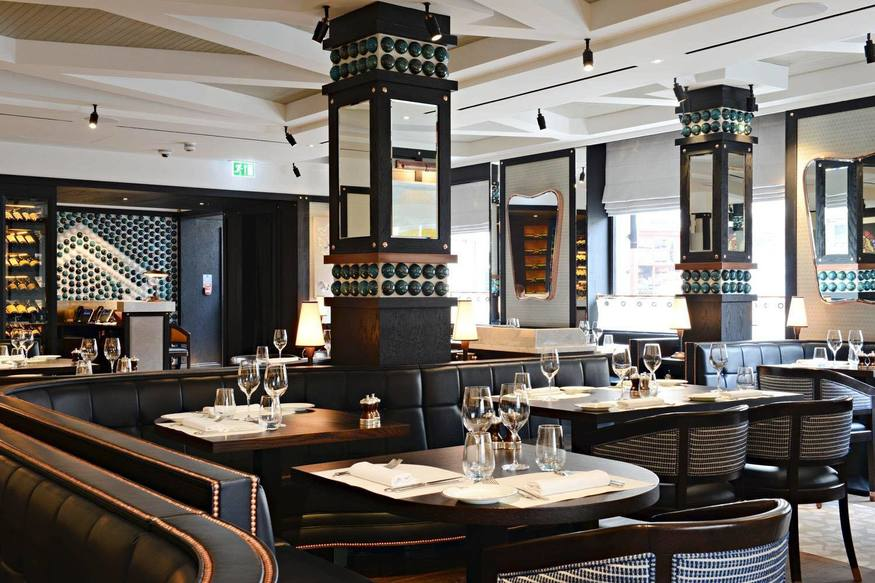 Is this Covent Garden's most luxurious restaurant?