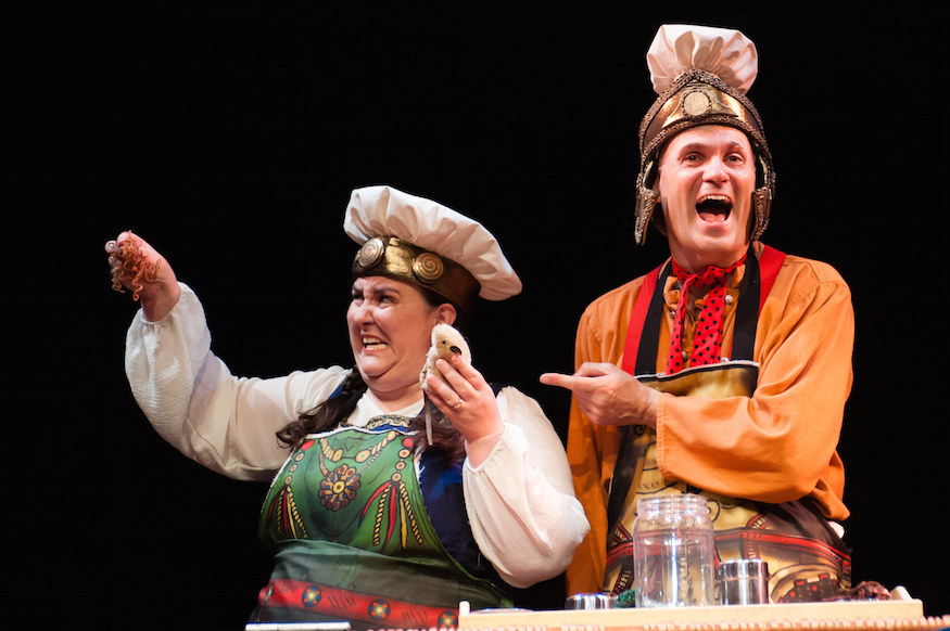More Barmy Summer Fun With Horrible Histories