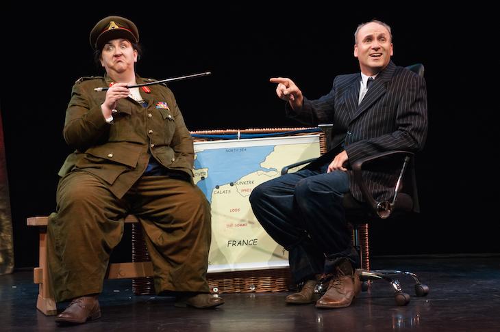 Children's theatre review: Horrible Histories