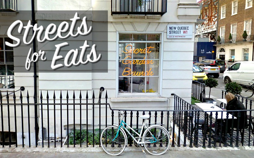 The Central London Street Every Foodie Should Know About