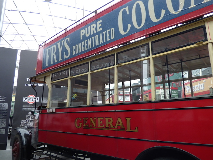 Did you know there's a museum dedicated to historic London buses?
