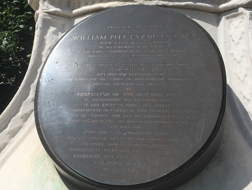 The London Plaque That Needs A Good Edit