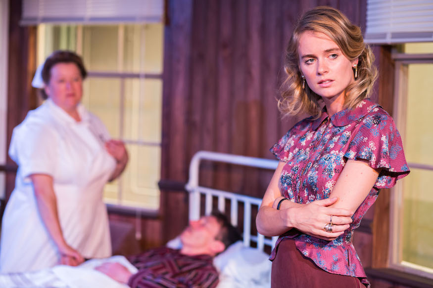 Theatre Review: Mrs Orwell
