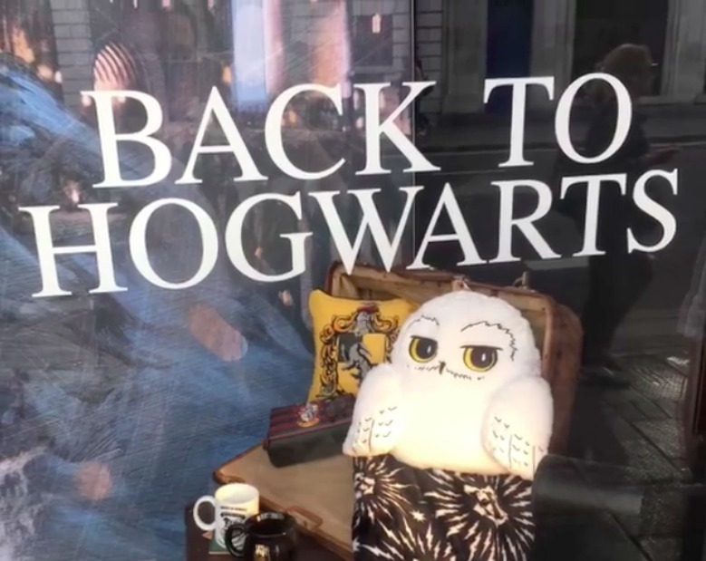 Potterheads are loving Primark's new look