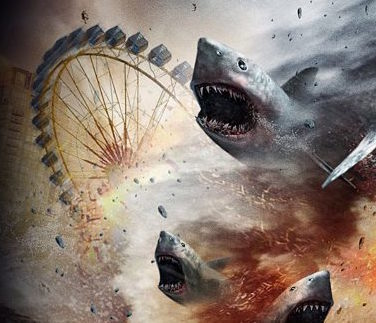 Sharknado Destroys London