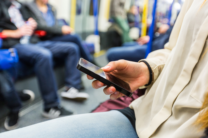 Tube Getting Full 4G Phone Coverage Within 2 Years
