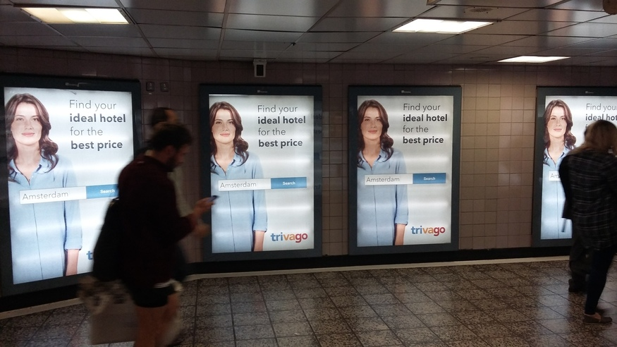 Does The Trivago Woman Haunt Your Dreams?