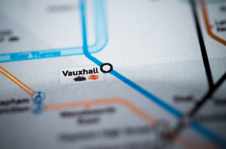 How The Russian For 'Train Station' Gets Its Name From An Area Of South London