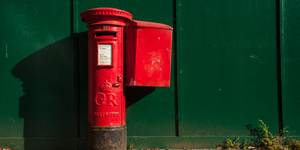 The Secrets Of London's Post Boxes