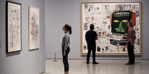 The Eclectic Genius Of Basquiat At Barbican