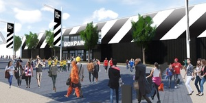 The New Boxpark Is Going To Be In... Wembley