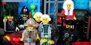 Someone's Created A History Of London In Lego... It's Something Quite Special