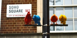 London's Most Unusual Lamp Posts