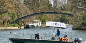 The Ferries Of London: Shepperton To Weybridge
