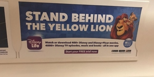 Seen A Tenuous Tube Ad? Send Us A Snap