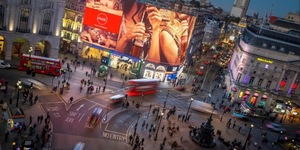 You Can Sponsor A Piece Of The Piccadilly Circus Lights Switch-On For As Little As £2