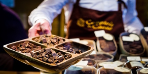 Satisfy Your Sweet Tooth At The London Chocolate Show