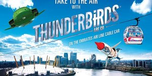 Thunderbirds To 'Take Over' Cable Car