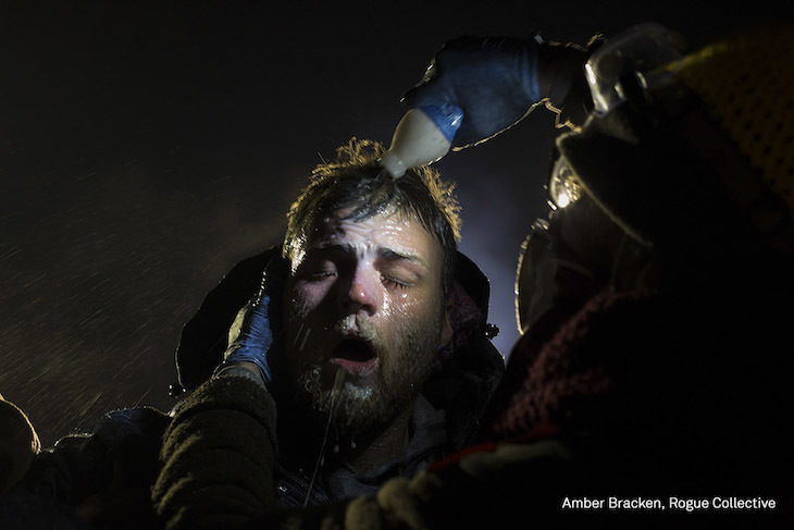It's Been A Big News Year, As These Powerful Photos Show