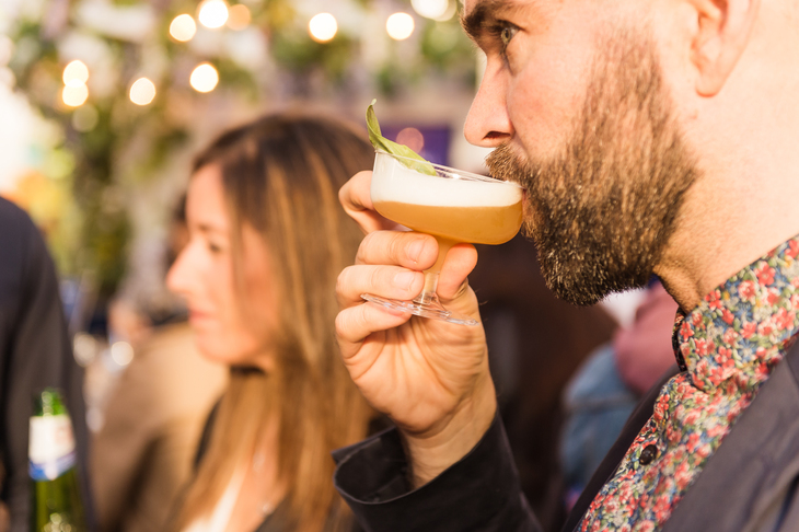 Did You Know About The Cocktail Village Coming To London Next Month?