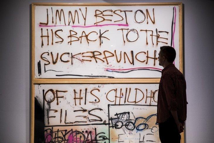 The Eclectic Genius Of Basquiat At Barbican