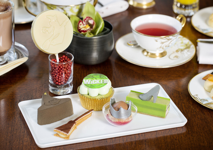 There's Now A Wicked-Themed Afternoon Tea