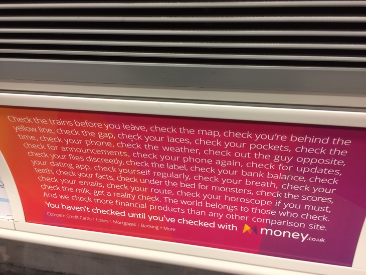 Ever Noticed London's Tenuous Tube Ads? We're Looking For The Best (And Worst)