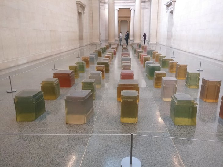 Rachel Whiteread Takes Over Tate Britain With Her Casts