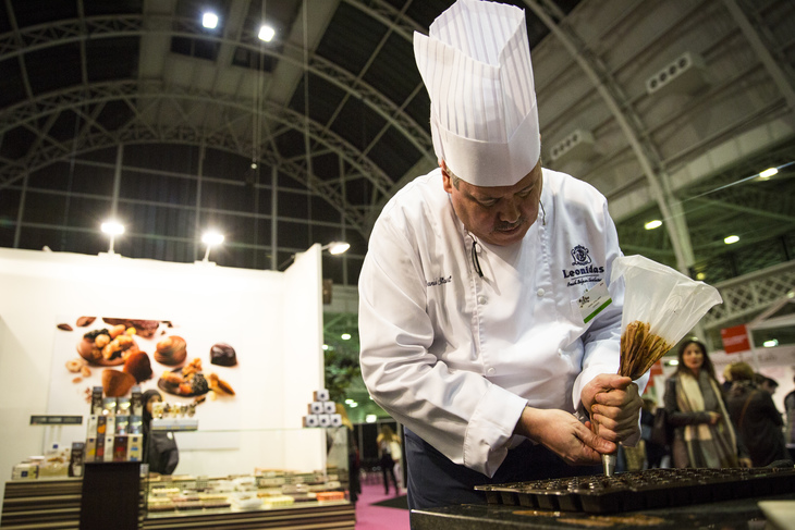 The UK's Biggest Chocolate Show Is Coming To London