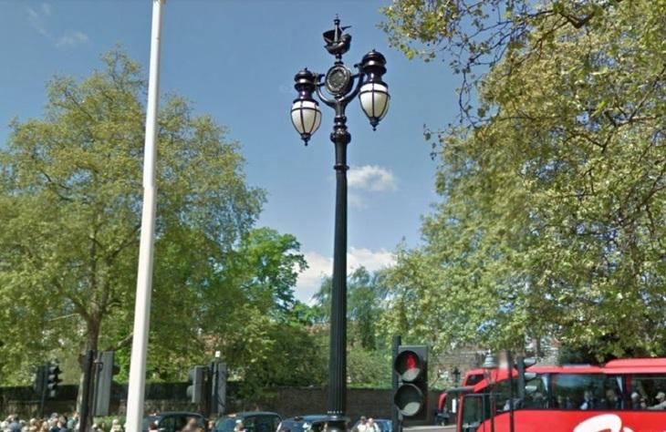 London S Most Unusual Lamp Posts Londonist